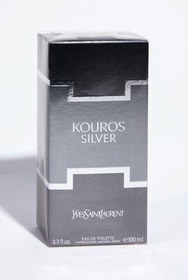 Kouros Silver Eau de Toilette, 100 ml