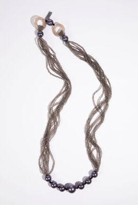 Acaici Beaded Necklace