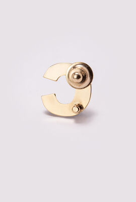 Letter Initial Pin