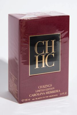 CH Kings Eau de Parfum Limited Edition, 100 ml