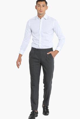Square Check Kensington Slim Fit Shirt