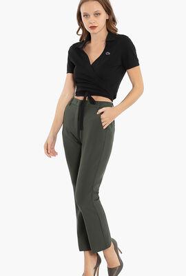 Lacoste L!ve Slim Fit Cache-Cœur Polo Shirt