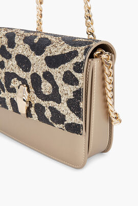 Milano Glittered Crossbody Bag