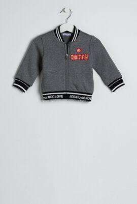 Queen Bomber Jacket