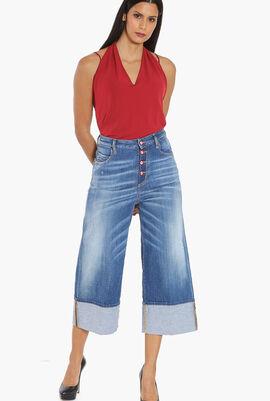Jinny Wide Leg Jeans