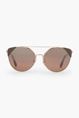 Ceramic Mirrored Sunglasses