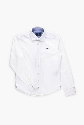 Oxford Multi Trim Shirt