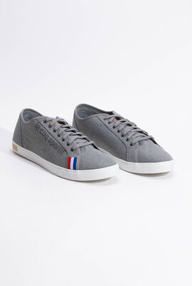 Verdon Craft Grey Denim Sneakers