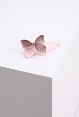 Baby Pink Butterfly Hair Clip