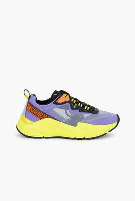 Halvin Mix Low Top Sneakers