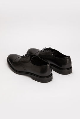 Wolf Leather Loafers
