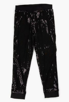 Sequined Trouser