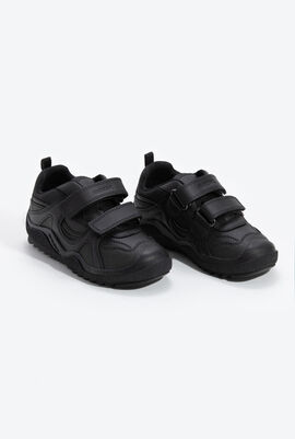 Artach Leather Straps Trainers