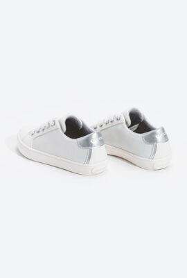 حذاء رياضي بلون معدني J Gisli
