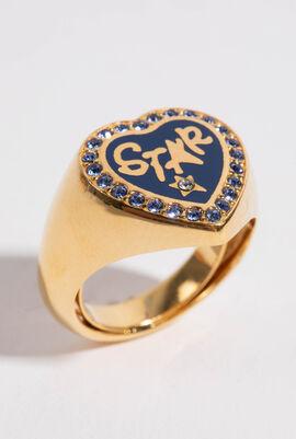 Logo Heart Ring, 52 mm