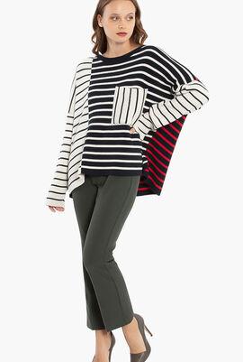 Mario Stripe Sweater