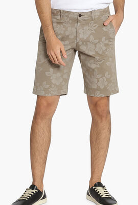 Devon Hibiscus Regular Fit Short