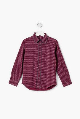Printed Long Sleeves Shirt