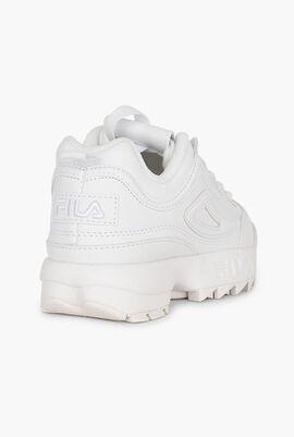 Disruptor II Leather Sneakers