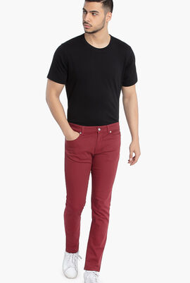 Versus Gianni Stretch Fit Jeans