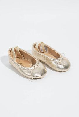 Bunny Genziana Bronze Ballerina