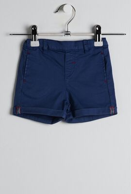 Navy Summer Shorts