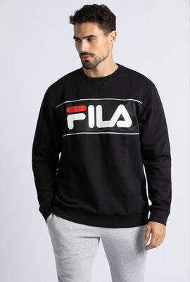 Graphic Tricot Overplay Crw Sweatshirt