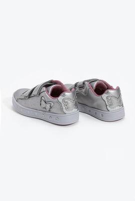 حذاء رياضي بنقشة الفراشات J Skylin
