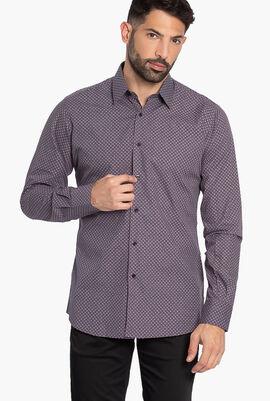 Modern Fit Long Sleeves Shirt
