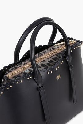 LeoLace Tote Bag