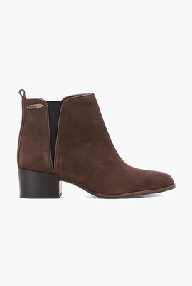 Waterloo Icon Suede Ankle Boots