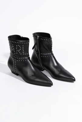 Rialto Ankle Stud Boot