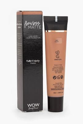 Flawless Matte - Long Wear Liquid Foundation, Y220 True Tan