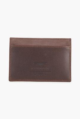 Aston Martin Leather Card Holder