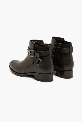 Felicity Leather Ankle Boots