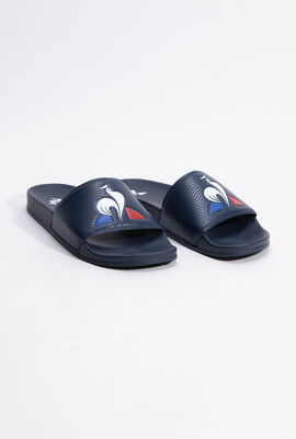 حذاء من Logo Slide