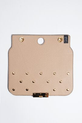 Sloan Select Medium Studded Leather Flap