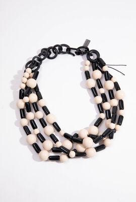 Boario Multi-Strap Necklace