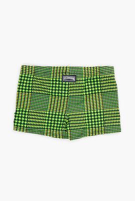 Crocos Boxer Cut Swim Shorts