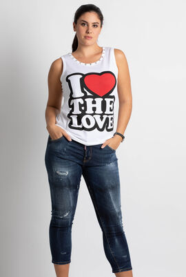 I Love The Love Tank Top