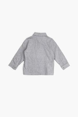 Striped Long Sleeves Shirt
