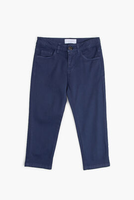 Woven Chino Pants