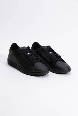 Courtset Sport Triple Black Sneakers