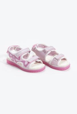 Blikk Velcro Strap Sandals