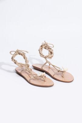 Wrap Around Sandals