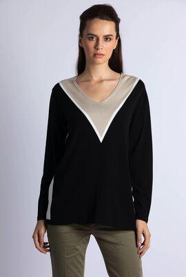 Accento V-Neck Sweater