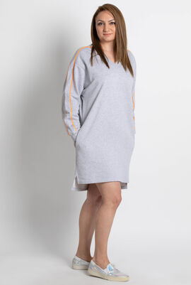 Sports Sweat Dress