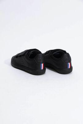 حذاء رياضي أسود من Courtset PS Sport