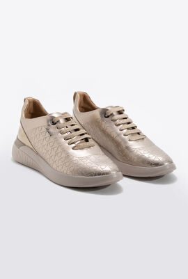 Theragon C Leather Sneakers
