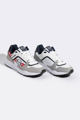 Sonic Authentic MX White/Red Sneakers